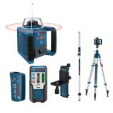 set BOSCH GRL 300 HV set + BT 300 HD + GR 240