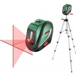 Krížový čiarový laser UniversalLevel 2 - Set