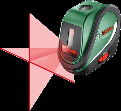 Krížový čiarový laser UniversalLevel 2 (Basic)