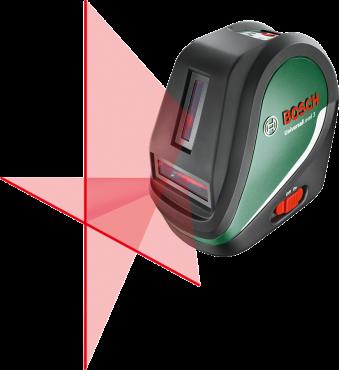 Krížový čiarový laser UniversalLevel 3