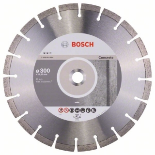 Diamantový rezací kotúč 300 mm, Expert for Concrete BOSCH 2608602694